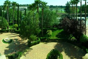 Adhoc Parque Betera Escorpion Golf view