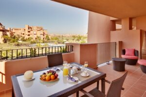 Caleia Mar Menor SPA & Golf Resort The Residence Apartment Terrace
