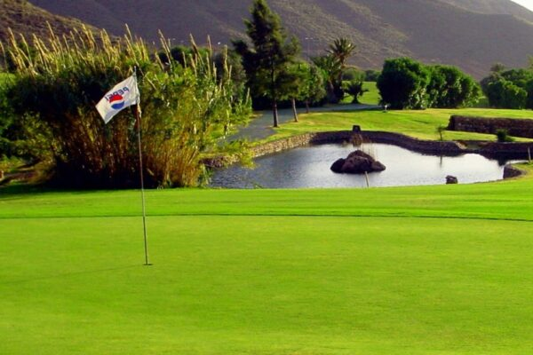 La Envia-Almeria Golf Course